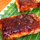 Bibingki / Kapampangan Rice Cake