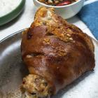 Crispy Pata, Oven Baked Pork Leg