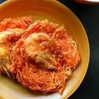 Ukoy -  Shrimp Fritters