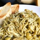 Tuna Pesto Pasta
