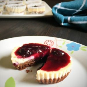 recipe blueberry cheesecake