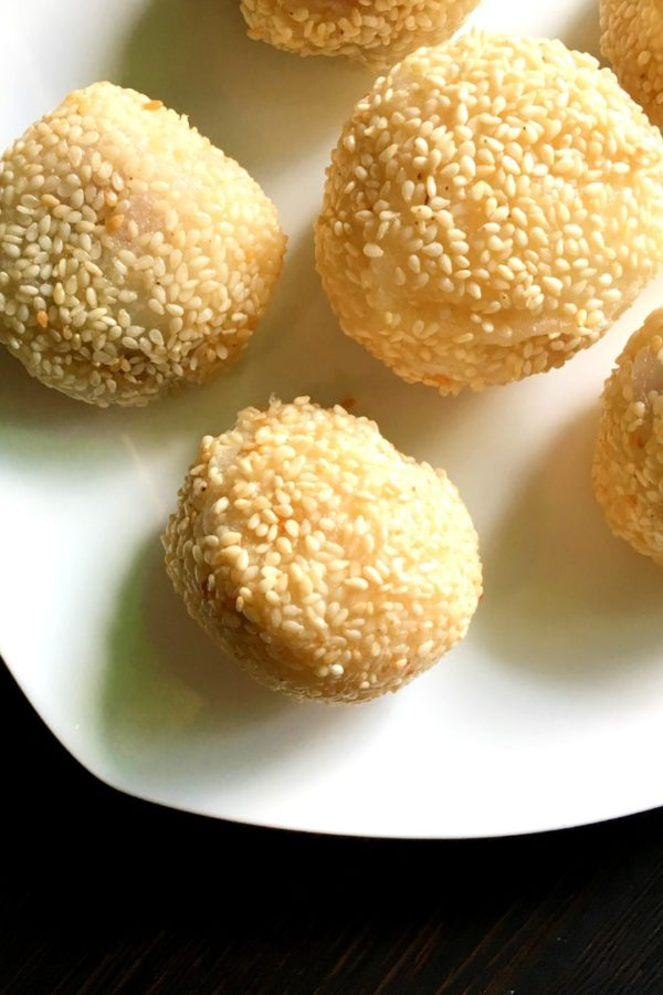 buchi ube plated
