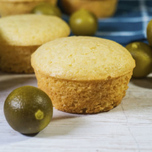 cakes with citrus