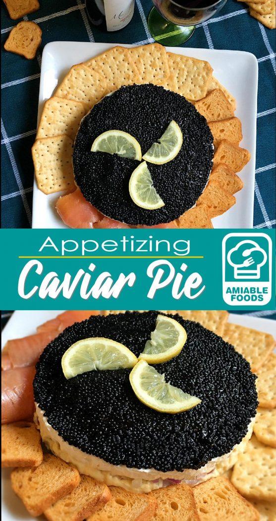 caviar pie pinterest