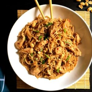 recipe image charlie chan pasta