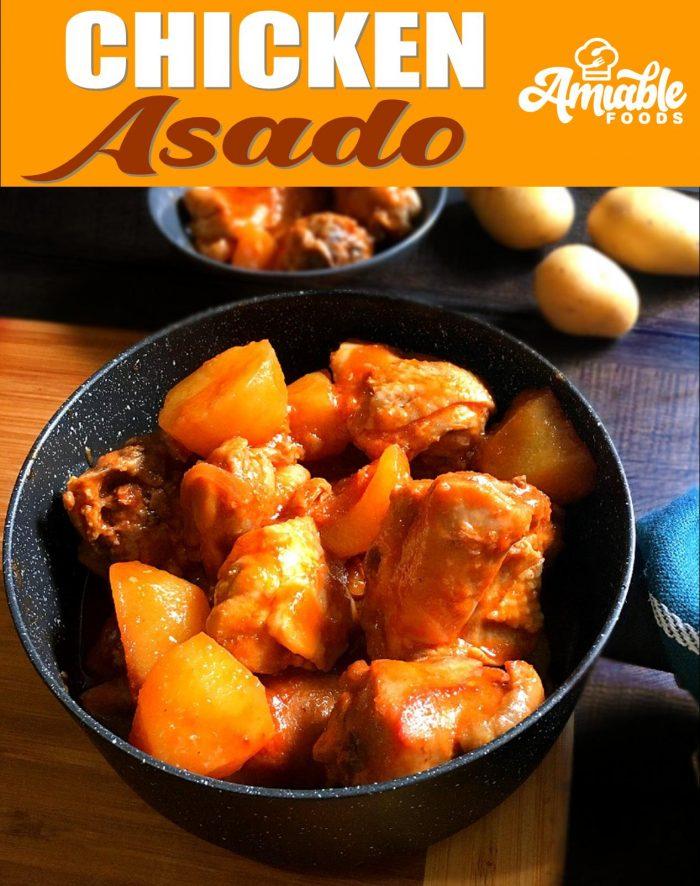 chicken asado pnterest
