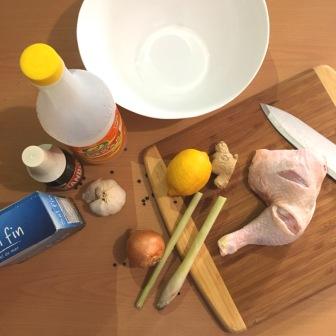 chicken inasal ingredients