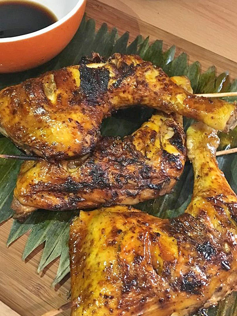 Easy Chicken Inasal Grilled Recipe Amiable Foods