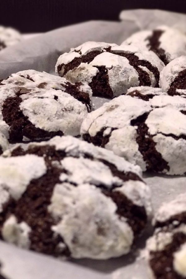cover photo choco crinkles