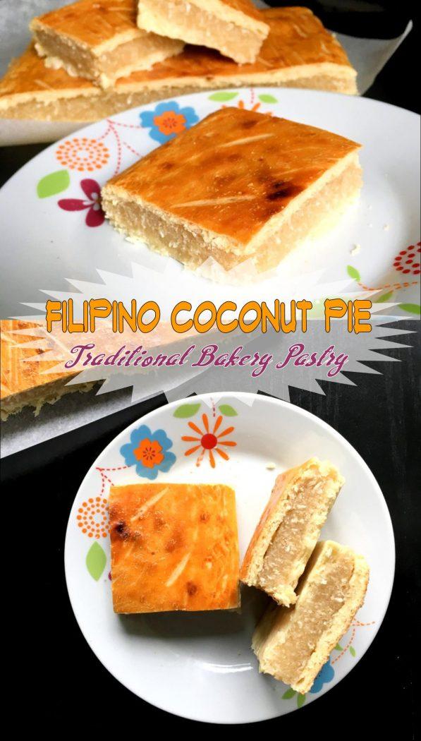 coconut pie pinterest