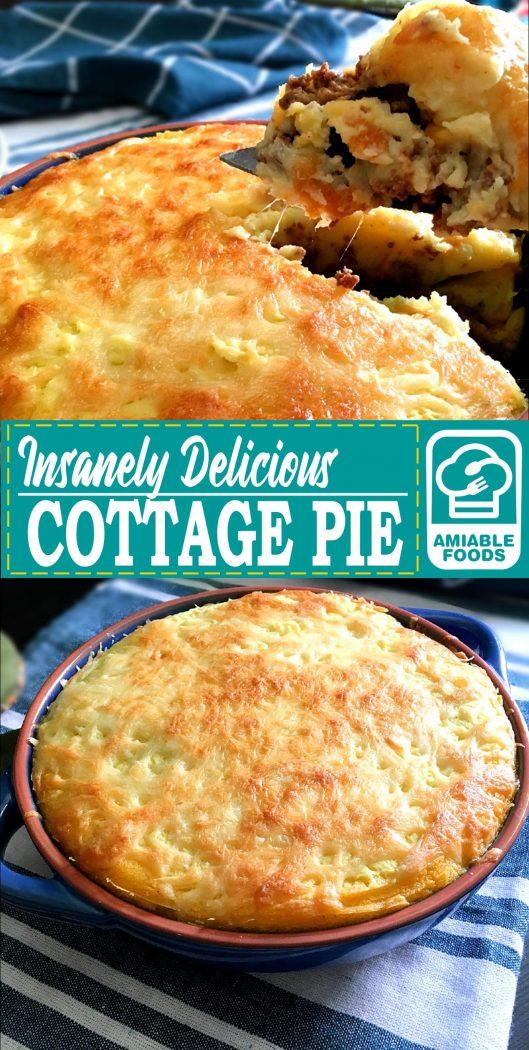 cottage pie pinterest