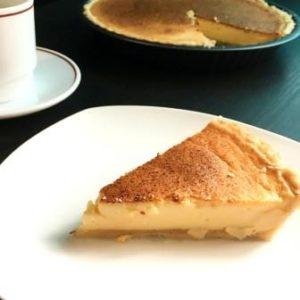 egg pie image recipe