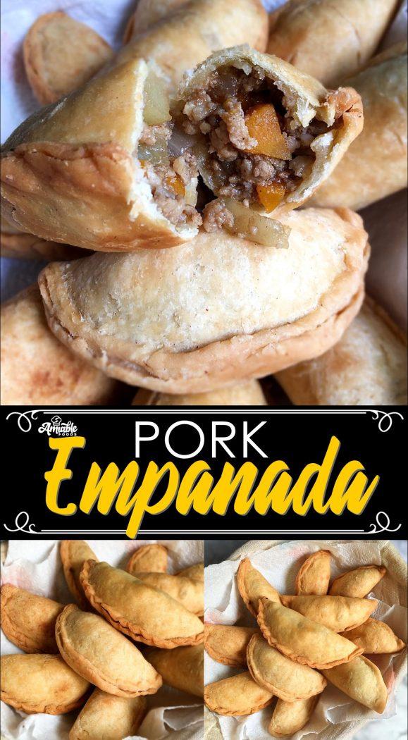 pork empanada pinterest