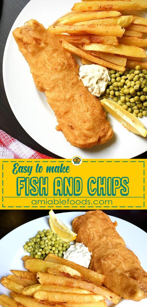 fish and chips pinterest