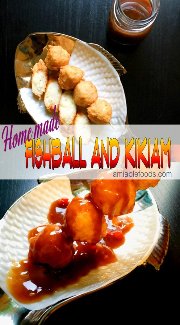 fishbal kikiam pinterest