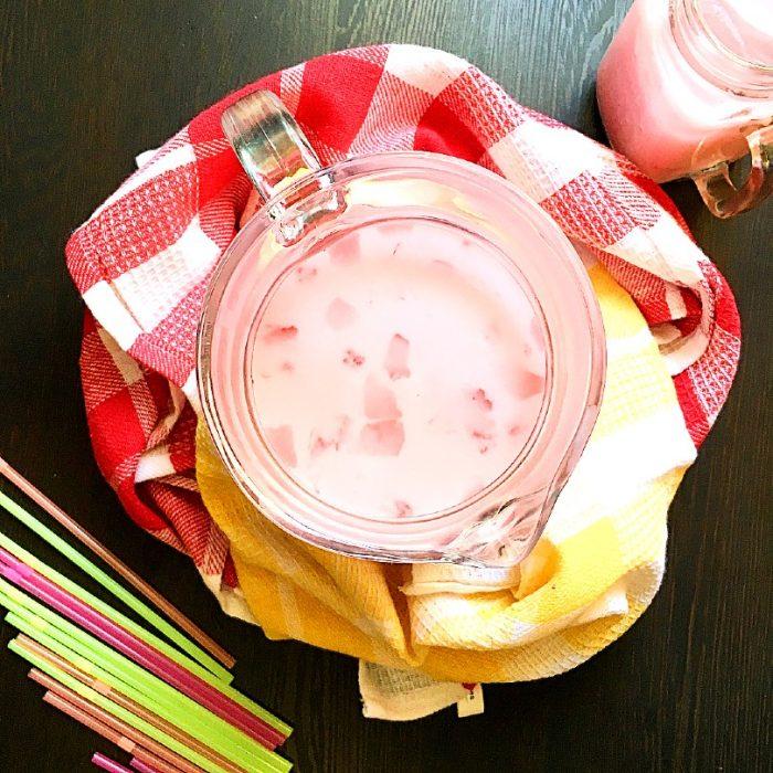 guinilo in a pitcher