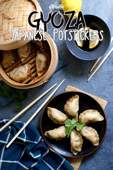 dumplings in a steam basket
