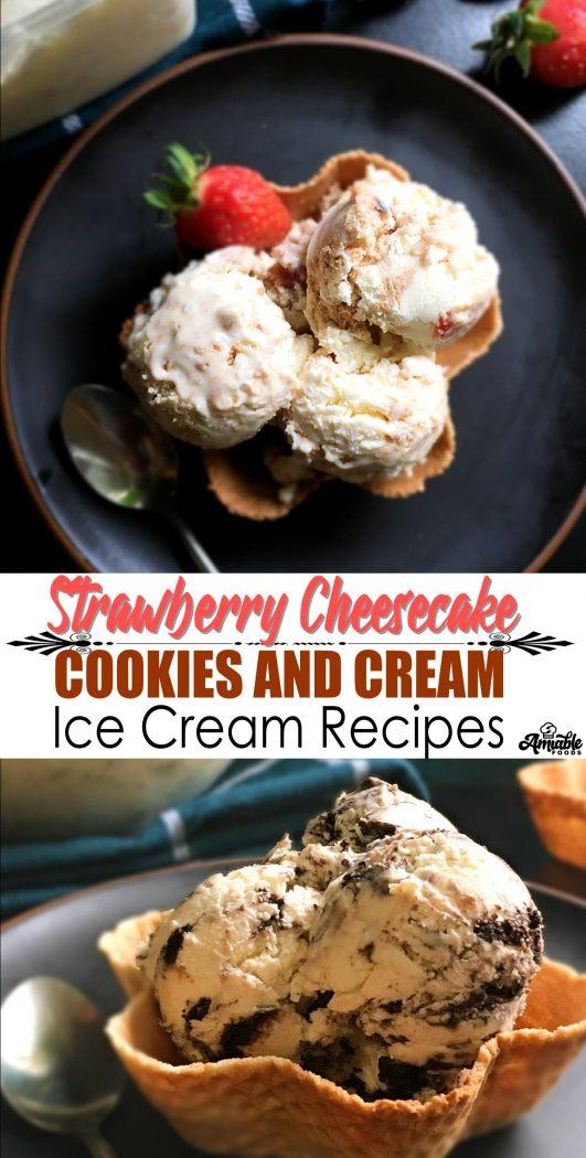 cheesecake ice cream pinterest