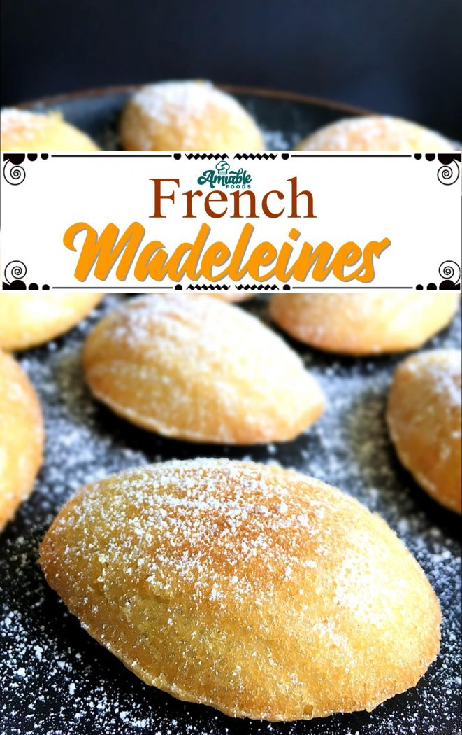 french madeleines pinterest