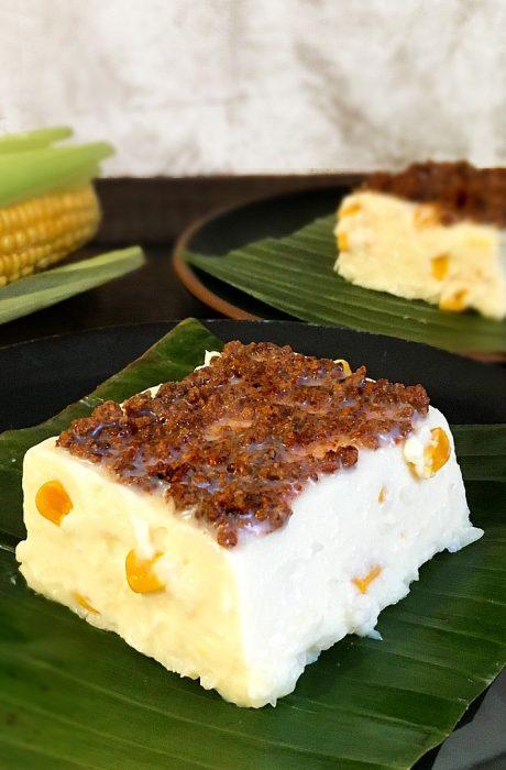 maja blanca on a plate