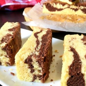 marble butter cake recipe