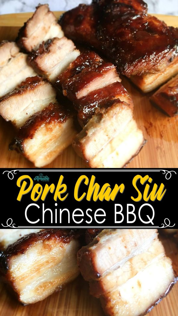 pork char siu pinterest