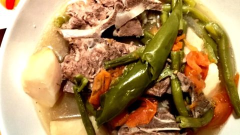 Pork Ribs Sinigang Quick And Easy Recipe Amiable Foods