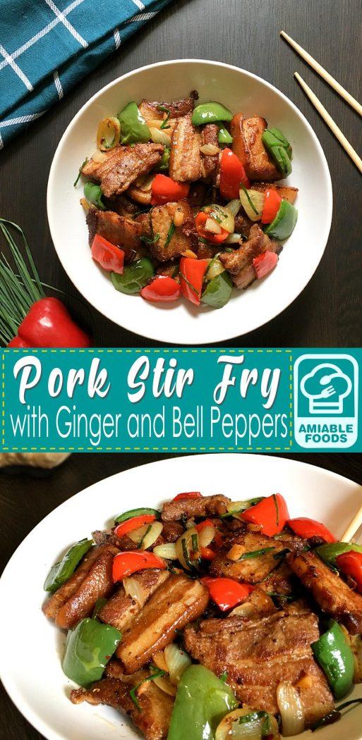 pork stir fry pinterest