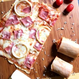 recipe image rolled up pizza