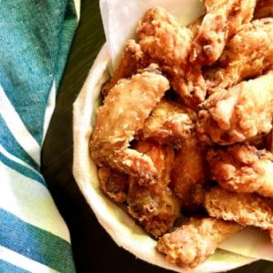 recipe for salt and pepper chicken