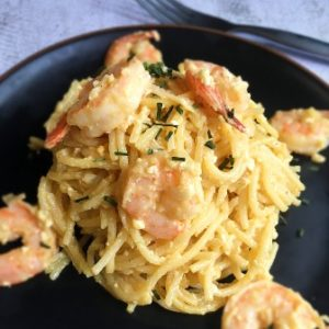 recipe image salted egg pasta