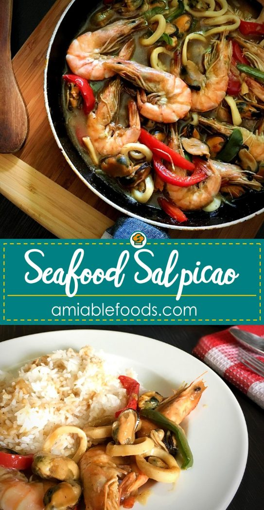 seafood salpicao pinterest