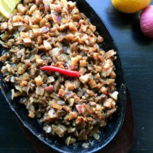 image sisig recipe