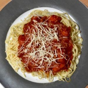 spaghetti pinoy style