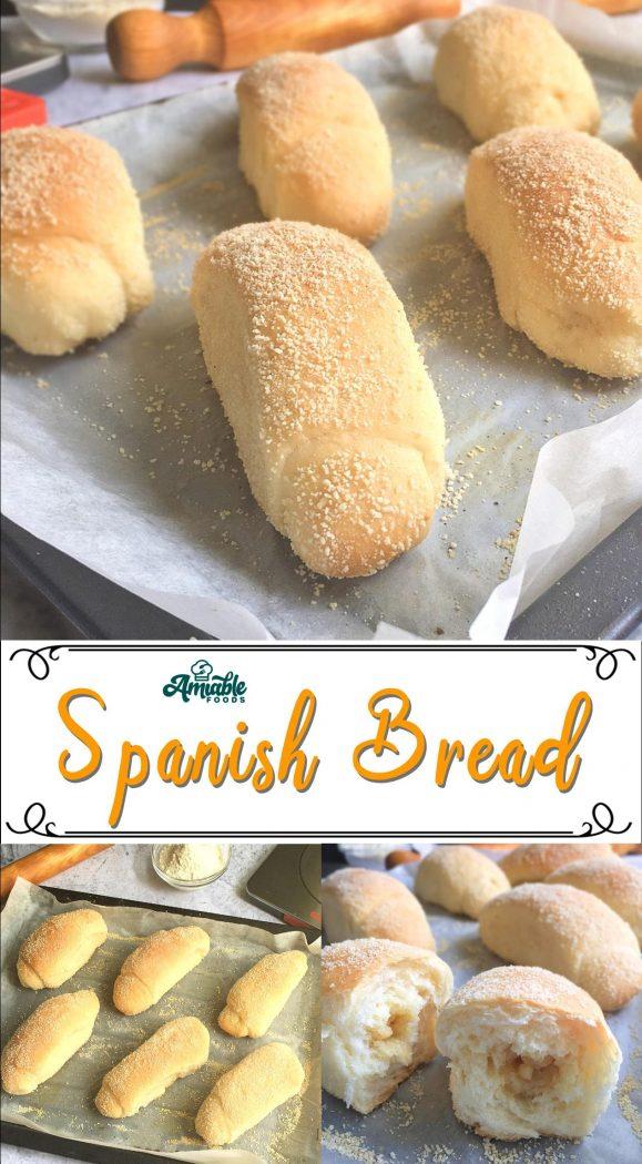 spanish bread pinterest image