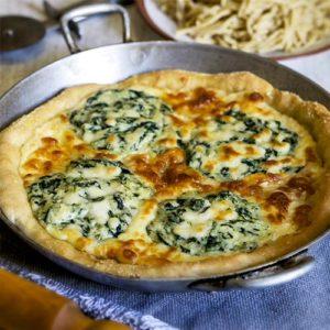 pie in a pan