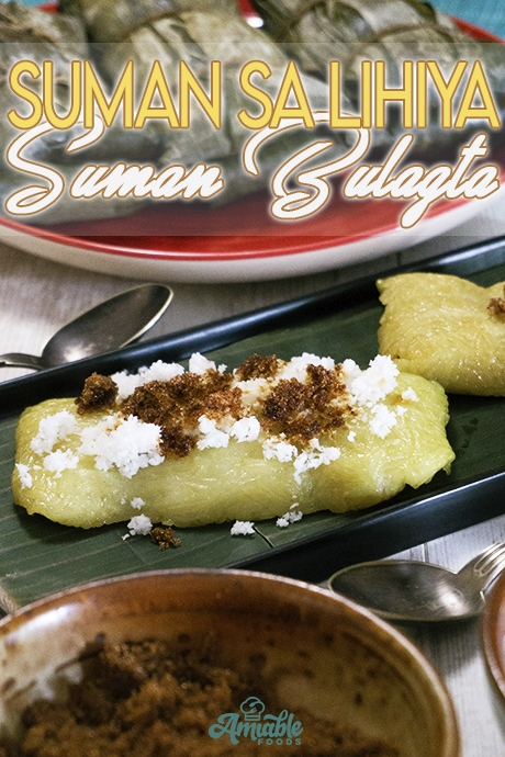 sticky rice with coconut curd toppings
