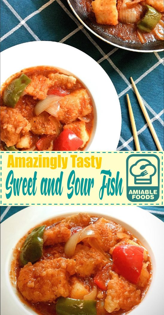 sweet and sour fish pinterst