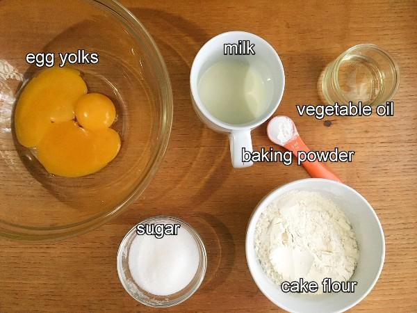 taisan batter ingredients
