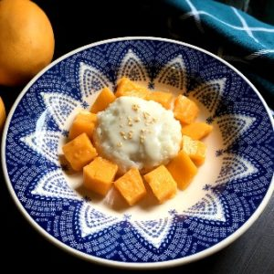 recipe image mango sticky rice