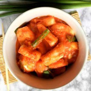 recipe image tteokbokki