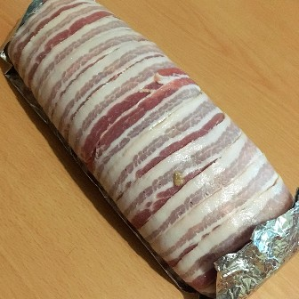 pork wrapped in bacon